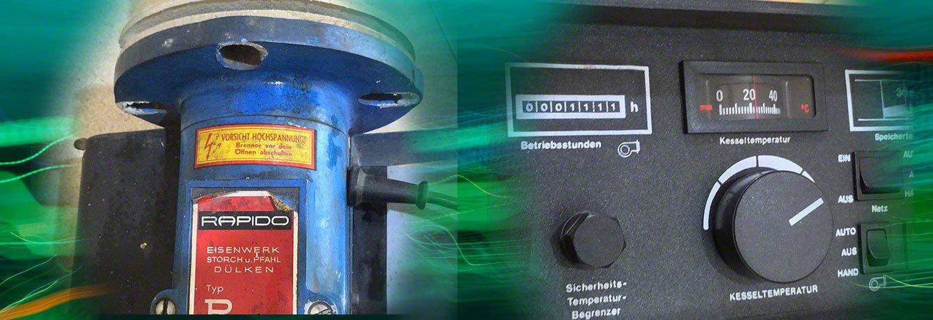 Heizungsreparatur und Heizungswartung vom Fachmann für alle führenden Heizungsanlagen-Hersteller und Heizungsmarken.